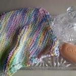 Wash or Dish Cloth - Hard w..